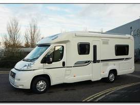 Julia - great tourer, fixed double bed, comfy layout, super drive. - Image #2
