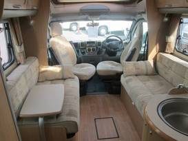 Julia - great tourer, fixed double bed, comfy layout, super drive. - Image #3