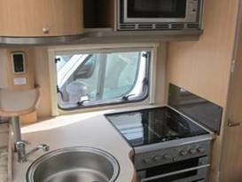 Julia - great tourer, fixed double bed, comfy layout, super drive. - Image #4