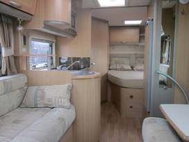 Julia - great tourer, fixed double bed, comfy layout, super drive. - Image #7