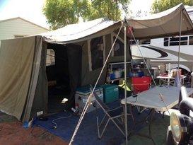 Kevs Outback Camper - Image #2