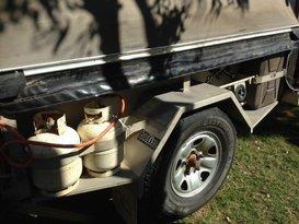 Kevs Outback Camper - Image #3