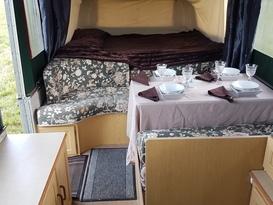 A1 camper (camper hire 4 u) - Image #2