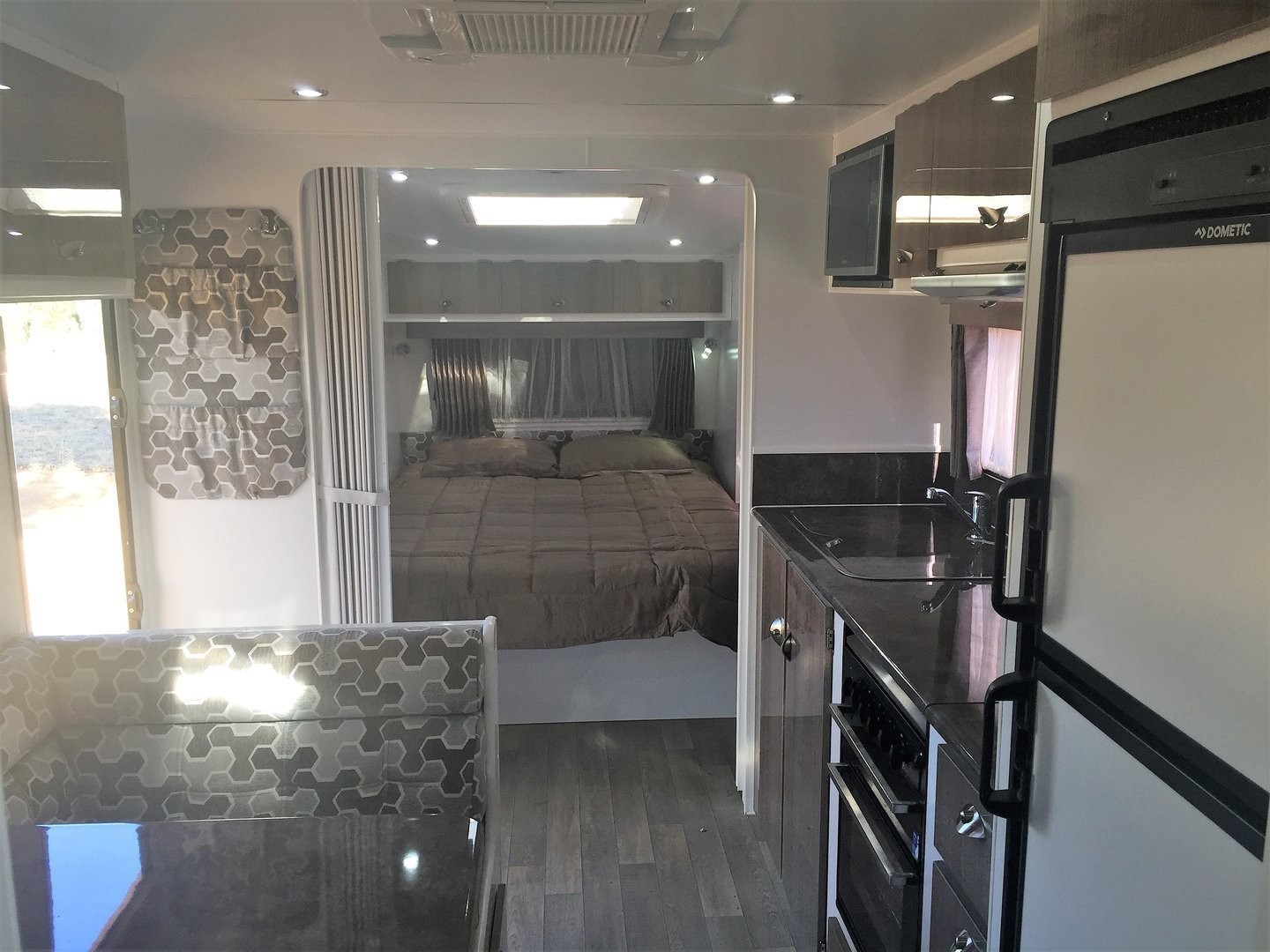 """Caravan for Hire in Dubbo NSW from $145 0 """"The Hawkesbury"""
