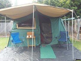 Malcom's camper trailer - Image #1