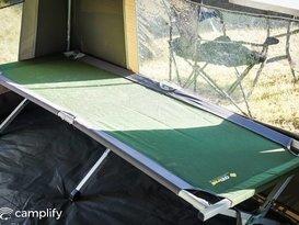 EzyTrail Buckland Camper Trailer Hire Brisbane - Image #2