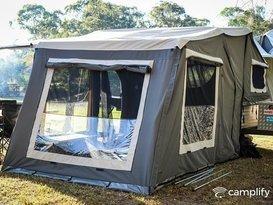 EzyTrail Buckland Camper Trailer Hire Brisbane - Image #3