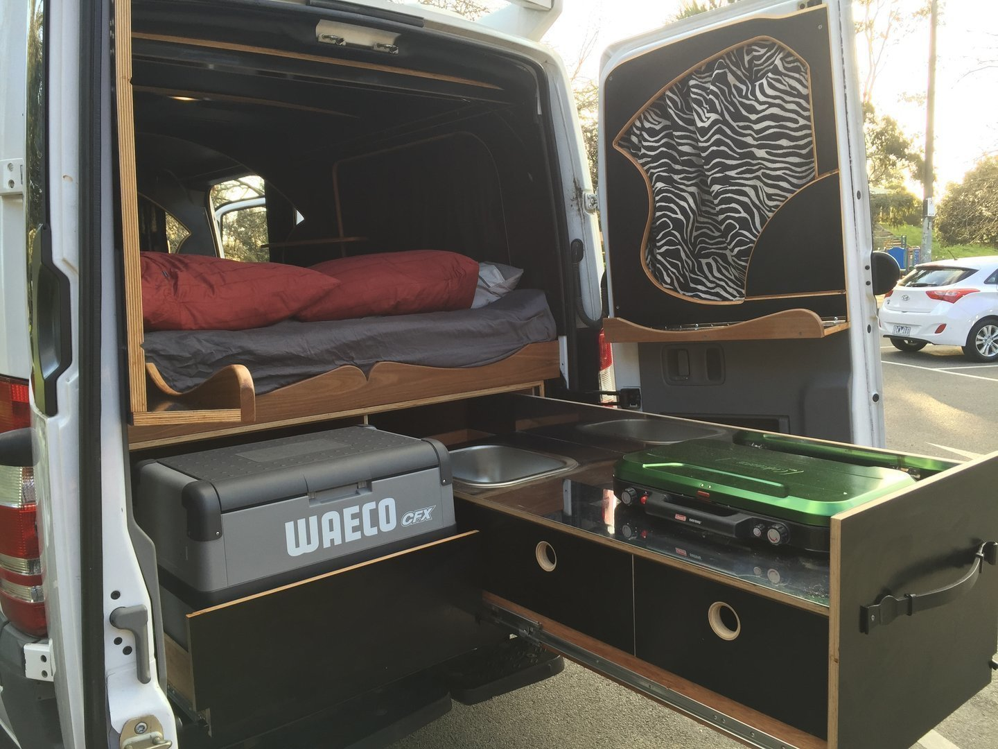 Campervan For Hire In Melbourne Vic From 99 0 Festival