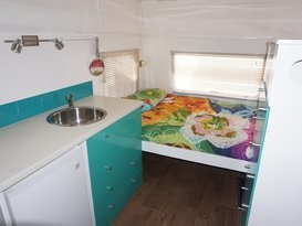 Fully Renovated Retro Caravan - Image #1