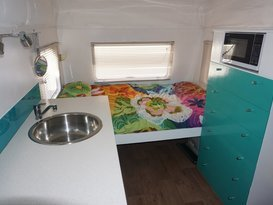 Fully Renovated Retro Caravan - Image #2