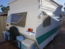 Fully Renovated Retro Caravan - Image #5