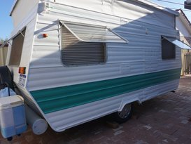 Fully Renovated Retro Caravan - Image #3