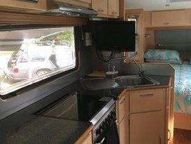 Triple Bunk Family Caravan Aussie Wide Waratah - Image #1