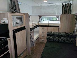 6 Berth Bunk Van - So quick & easy! - Image #1