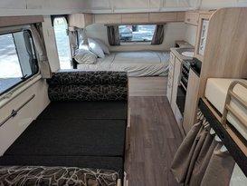 6 Berth Bunk Van - So quick & easy! - Image #2