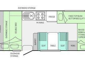 6 Berth Bunk Van - So quick & easy! - Image #5