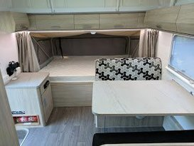 Great Family Van with bunks (under 2 tonnes!) - Image #6