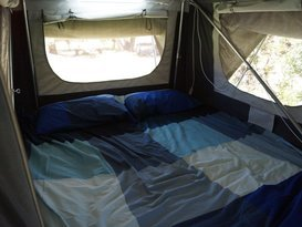 Eyre 4WD Camper Trailer Hire - Image #1