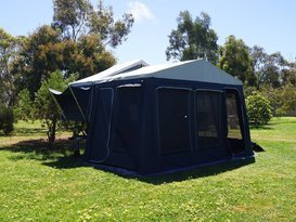 Eyre 4WD Camper Trailer Hire - Image #2