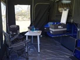 Eyre 4WD Camper Trailer Hire - Image #3