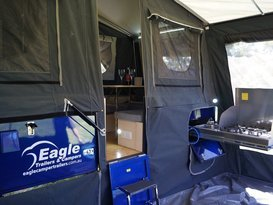 Eyre 4WD Camper Trailer Hire - Image #4
