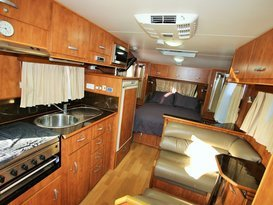 "NQ CARAVAN RENTALS  ""Kynan"" (formally great family van) - Image #6"