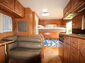 "NQ CARAVAN RENTALS  ""Kynan"" (formally great family van) - Image #7"