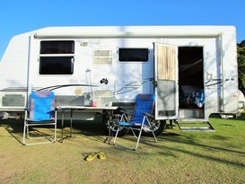 "NQ CARAVAN RENTALS  ""Kynan"" (formally great family van) - Image #10"