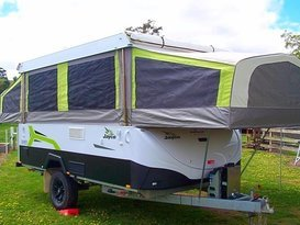 Jayco Swan Outback with AIR CON - Image #1