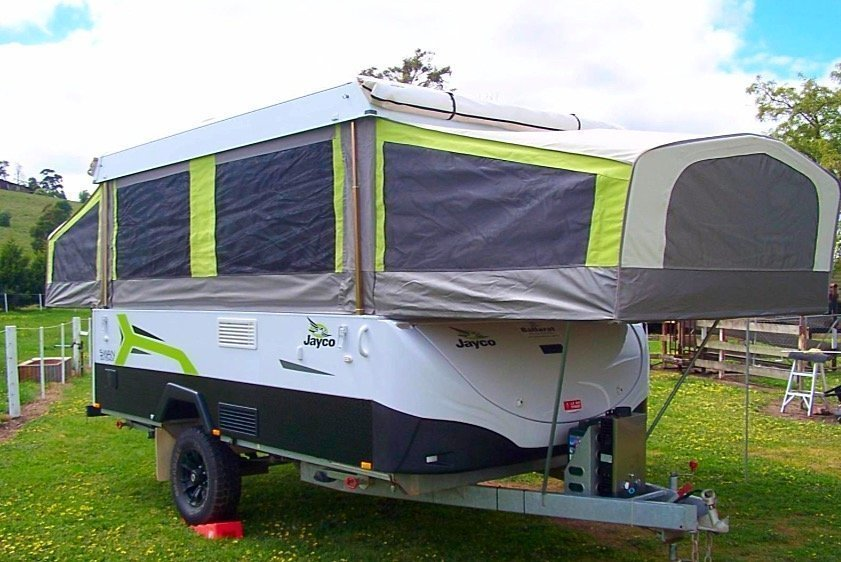 "Pop Top for Hire in Endeavour Hills VIC from $90 0 ""Jayco"