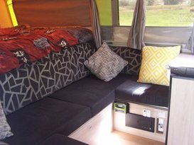 Jayco Swan Outback with AIR CON - Image #4