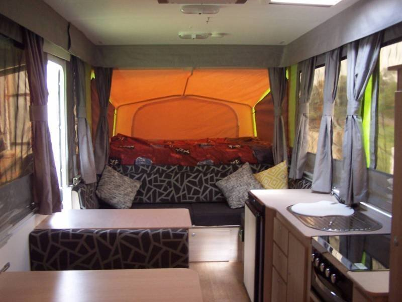 """Pop Top for Hire in Endeavour Hills VIC from $90 0 """"Jayco"""
