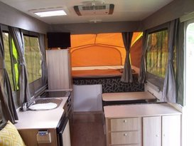 Jayco Swan Outback with AIR CON - Image #3