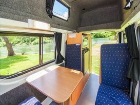 4 Berth Hi-Top Automatic Campervan - Image #1
