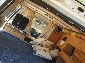 """Ned"" - Dubbo's Ultimate Luxury Campervan - Turbo Diesel Automatic - Image #1"