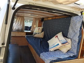"""Ned"" - Dubbo's Ultimate Luxury Campervan - Turbo Diesel Automatic - Image #4"