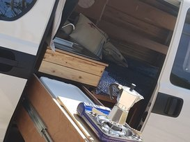 """Ned"" - Dubbo's Ultimate Luxury Campervan - Turbo Diesel Automatic - Image #5"