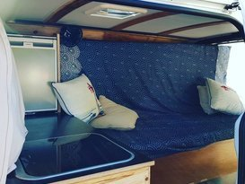 """Ned"" - Dubbo's Ultimate Luxury Campervan - Turbo Diesel Automatic - Image #2"
