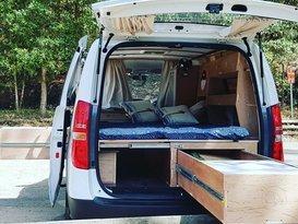 Dubbo Camper Van for Hire -  Ned - Image #3