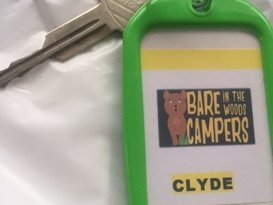 CLYDE- Bare in the woods backpacker camper (manual gearbox) - Image #3