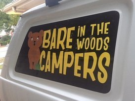 CLYDE- Bare in the woods backpacker camper (manual gearbox) - Image #1