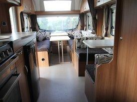 lightweight 6 berth van - Image #2