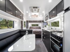 SPECIAL $77P/N Luxury Franklin Family Caravan #1 For Hire Brisbane  - Image #7