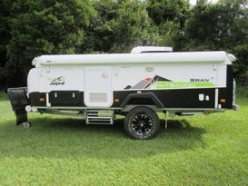 5 Star JAYCO SWAN #1 Outback Deluxe for Hire BRISBANE QLD - Image #3