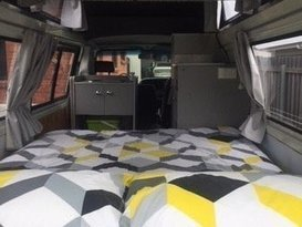 .JESSEJAMES-  - Bare in the woods camper- (manual gearbox) 3 seater - Image #3