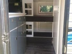 Kingdom Family 5 Berth Bunk Van - Image #5
