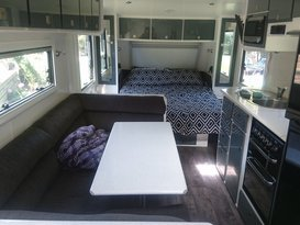 Kingdom Family 5 Berth Bunk Van - Image #1