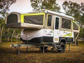 Townsville Caravan and Camping Hire Tony Hawk  - Image #2