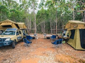 Toyota 4WD double camper (one way hire optional) - Image #1
