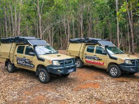 Toyota 4WD double camper (one way hire optional) - Image #5